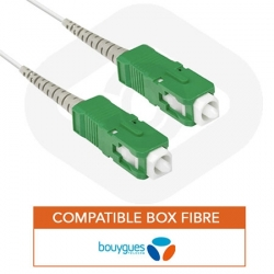 Cable fibre optique pour livebox orange