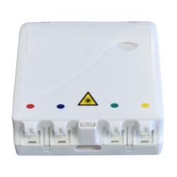 DTIO PTO - Prise Terminale  Optique V6 et 4 raccord auto-protege