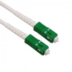 Cable fibre optiquerenforce pour box orange, bouygues, SFR