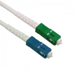 Cable fibre optique renforce pour free